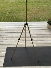 Telescoping Tripod Display Easel Stand Drawing Board Poster Display Adjustable