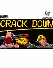 El crack down Steam descarga digital key código [es] [ue] PC