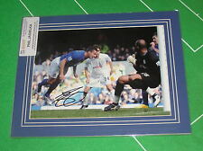 Everton Phil Jagielka Signed & Mounted Full Colour Photograph Presentation