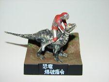 Ultraman Jack vs Stegon Figure from Ultraman Diorama Set! Godzilla Gamera