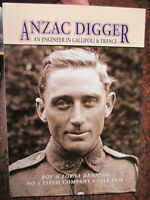Australian Sapper with No1 Field Company Engineers AIF Anzac Pozieres Gallipoli