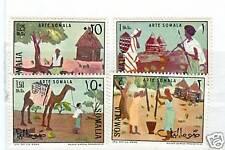 ARTE SOMALA - CRAFTS SOMALIA 1966