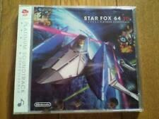Star Fox 64 3D Soundtrack - club nintendo platinum sound track ost cd