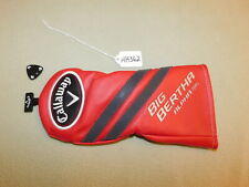 Callaway Big Bertha Alpha 816 Fairway Wood Headcover w/#tag 14,16,18 Hh362