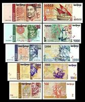 Portugal -  2x  500 - 10.000 Escudos - Edition 1995 - 2000 - Reproduction - 01