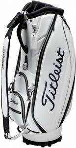 TITLEIST Golf Men's Caddy Bag Performance Sports 9.5 x 47 Inch 3.9kg White CB042