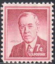 SC#1040 - 7c Woodrow Wilson Single MNH