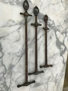 IRON SASH WINDOW PARTS?