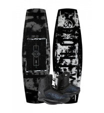 2021 Ronix Parks Wakeboard With Parks Bindings