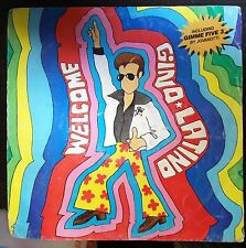 Gino Latino – Welcome/Gimme Five 3 (Acid Five) Jovanotti/Cecchetto 45 giri