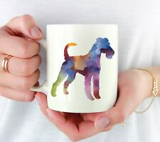 Irish Terrier Mug - Irish Terrier Lover Gift - Watercolor Irish Terrier Mug