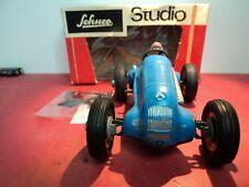 Schuco studio 1050  Mercedes bleu N°5 - W G.