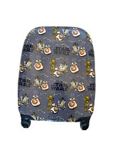 Pottery Barn Kids Star Wars Rolling Hard Case Suitcase Luggage