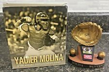 Yadier Molina Adam Wainwright Gold Glove Award SGA St Louis Cardinals