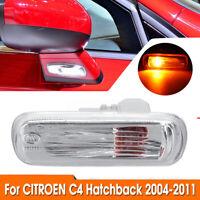Side Mirror Indicator Offside Fits CITROEN C4 Hatchback 2004-2011