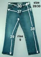 Classic Rise 100% Cotton AEROPOSTALE Benton Boot Jeans! 28/30