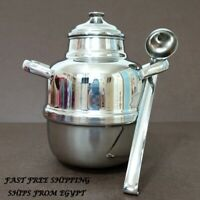 All Clad 9 Pc Stainless Steel Cookware Set Skillets Pans