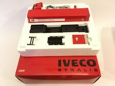 1/64 Dydo Promo Iveco Stralis Ferrari F1 transporter first GP 2002 un-assembled