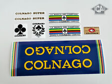 Colnago head tube decal choice One decal per sale vintage retro cycling