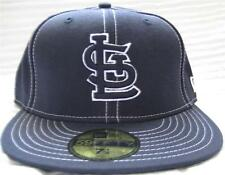 NEW ST LOUIS CARDINALS FITTED HAT CAP 7 1/8 STITCH