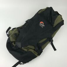 Lowe Alpine Voyageur ND 60 Internal Frame Backpack Green Black Large Duffle