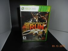 Need for Speed - xBox 360 - Limited Edition - Electronic Sports - Complete