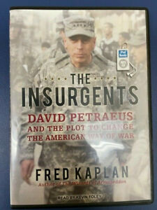 """CD-MP3 AUDIO BOOK """"THE INSURGENTS"""""""