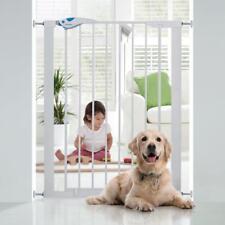 Pet Dog Easy Fit Extra Tall Haute Pression Porte De Sécurité Intérieur Clôture Porte