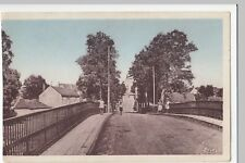 France; St Ambroix (Cher), Bridge & Entrance From Countryside PPC, Unposted