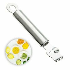 Lemon Orange Zester Citrus Grater Stainless Steel Grips Lime Zest Peeling Tool