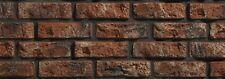 Decorative Brick Slips, Wall Cladding, Slate Stone Tile Slips Brick Tiles RUSTIK