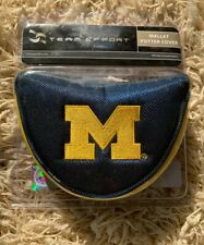 Michigan Wolerines Mallet Putter Cover
