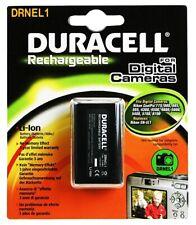 Duracell Nikon EN-EL1 Replacement Reachargable Camera Battery New