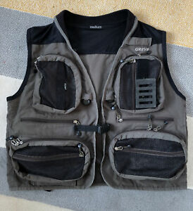 Greys GRXi Fishing Gilet Vest Waistcoat Medium Excellent