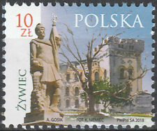 Poland 2018 - Polish cities - Zywiec - Fi 4847 MNH**