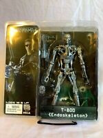 Neca Reel Toys Terminator 2 Action Figure T-800 Endoskeleton Brand New