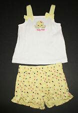 New Gymboree Cape Cod Cutie Octopus Tank Top & Polka Dot Short Set Size 2T NWT