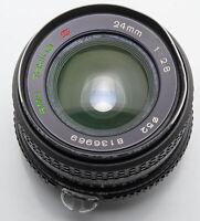 RMC Tokina 1:2.8 24mm 2.8 24 mm - Nikon