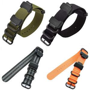 Nylon Watch Strap Band for Casio G-SHOCK GW-DW5600 GW-5000 5035 GA-100/GA-120