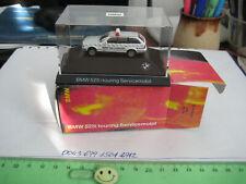 HERPA,1:87,  BMW 525i touring, SERVICEMOBIL, OVP,  vítám i CZ a SK dražitele