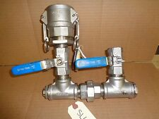 New listing Nalco Ball Valve Water 200-D316 Hose and Accesories 261-G00811.88 261-T00498.88