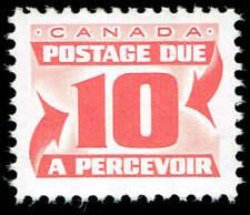 Scott # J35 - 1969 - ' Postage Due '; 20 x 15¾mm, DEXTRINE GUM