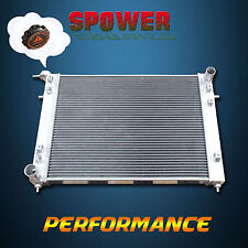 52MM Aluminum Radiator For Holden Commodore Statesman VN VP VR VS V6 + 1.3  Cap