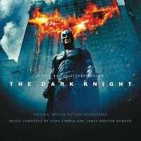 Hans Zimmer & James Newton How - The Dark Knight (original Moti NEW CD