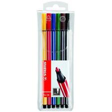 Stabilo® Pen 68 Filzstifte Premium-Fasermaler hohe Brillanz und Leuchtkraft