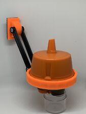 Fish Spy Echo Pro Orange/black Bait Boat Mount Universal Atom Shuttle Reaper Etc