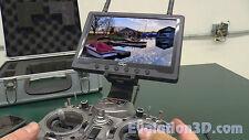 FrSKY Taranis ( X9D / X9D+ ) FPV LCD Monitor Mount Bracket - Transmitter Radio