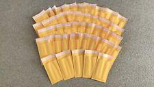 45 Gold Bubble Padded Envelopes 30x15cm