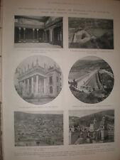 Printed photos Guanajuato Guanajuato Mexico 1905 Ref L