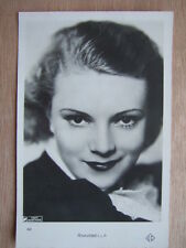 CPA PHOTO PATHE NATHAN N° 92 ANNABELLA (S. G. CHARPENTIER) ACTRICE FRANCAISE